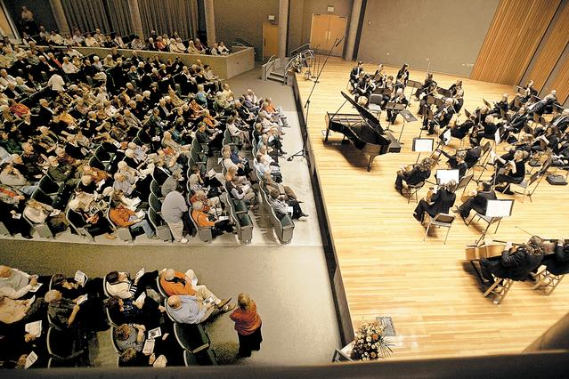 Tucson's symphony: No longer such a beneficiary
